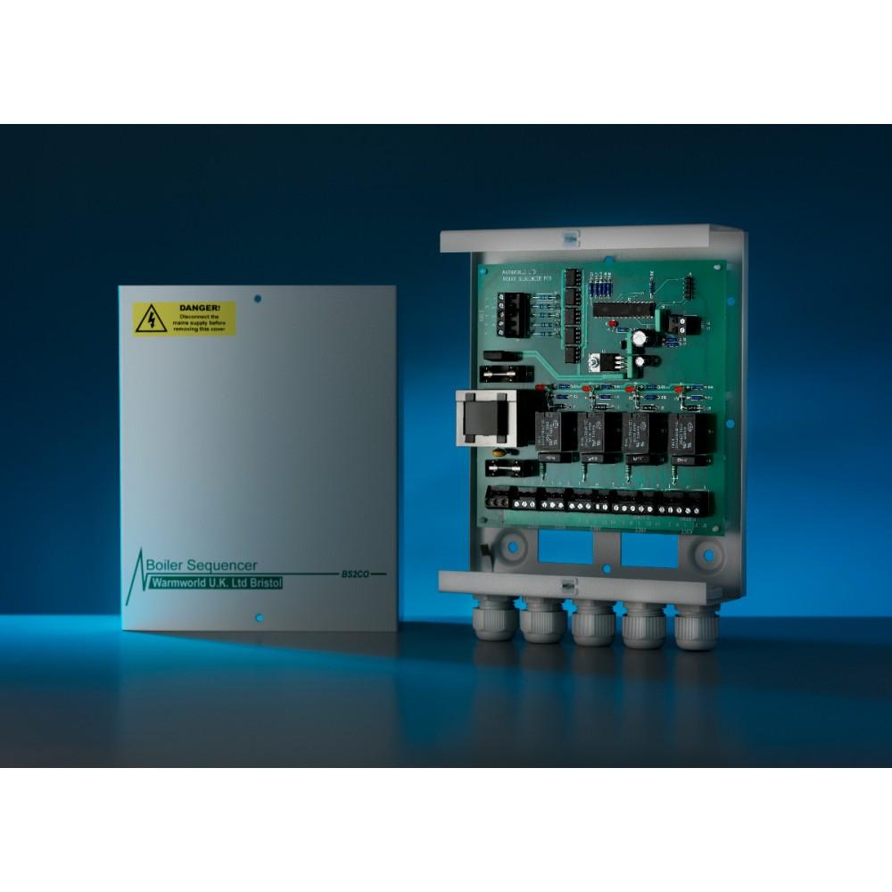 2 Boiler Sequencer / Step Controller - Warmworld