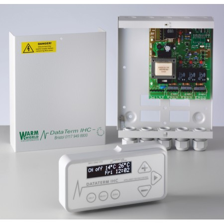 Heating Controls -  Dataterm IHC The Best for Combination Boilers